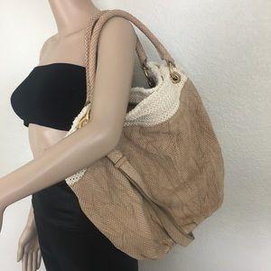 Jenrigo Snakeskin Embossed Italian Leather Bag